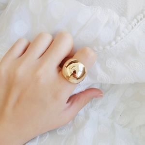 Solid Chunky Ring